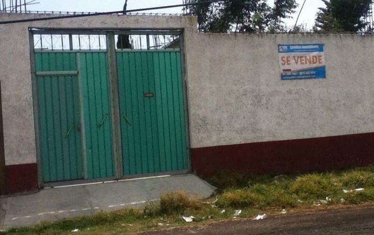 Foto de casa en venta en purepechas , culturas de méxico, chalco, méxico, 1851938 No. 01