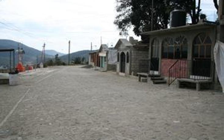 Foto de terreno habitacional en venta en  , pur?sima, mineral del monte, hidalgo, 1548704 No. 04