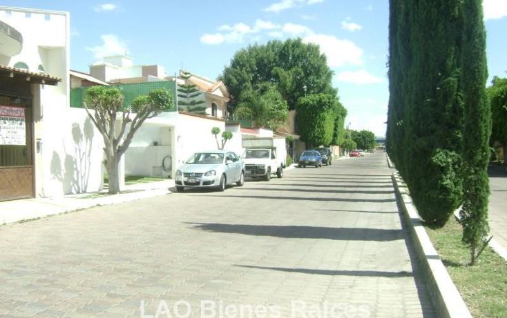 Foto de casa en venta en  q, residencial italia, quer?taro, quer?taro, 1563998 No. 03