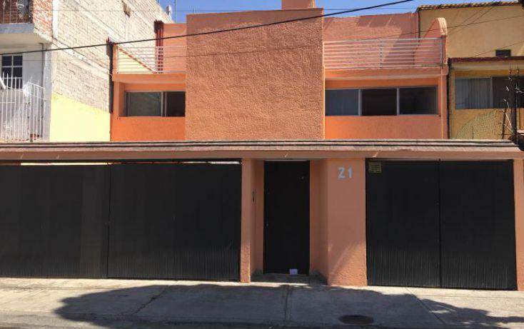 Foto de casa en venta en qua cerrada de cañaverales 21, magisterial, tlalpan, df, 1849294 no 01