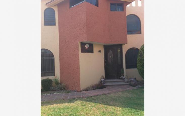 Foto de casa en venta en qua recta a cholula 1, independencia, puebla, puebla, 599591 no 01