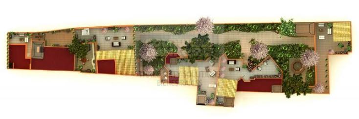 Foto de casa en condominio en venta en quebrada 67 , san miguel de allende centro, san miguel de allende, guanajuato, 840783 No. 04