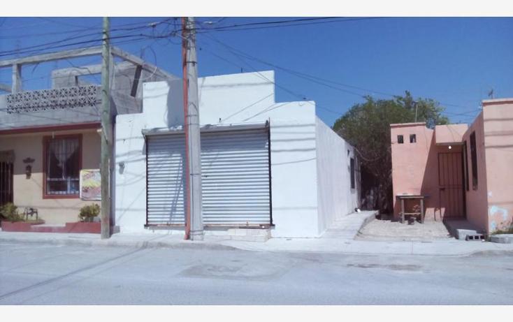 Foto de casa en venta en queretaro 32, los muros, reynosa, tamaulipas, 1744431 No. 01