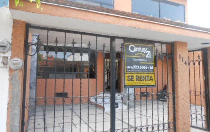 Foto de casa en renta en quetzal 114, el cortijo, querétaro, querétaro, 1702380 no 02