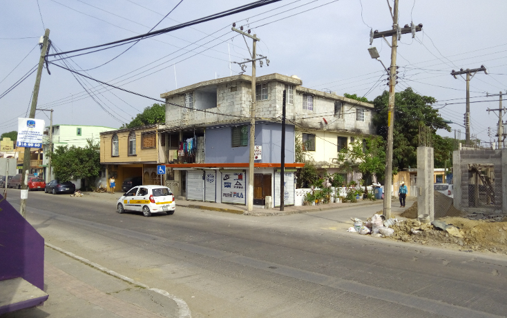 Foto de edificio en venta en  , quetzalcoatl, ciudad madero, tamaulipas, 1551444 No. 01
