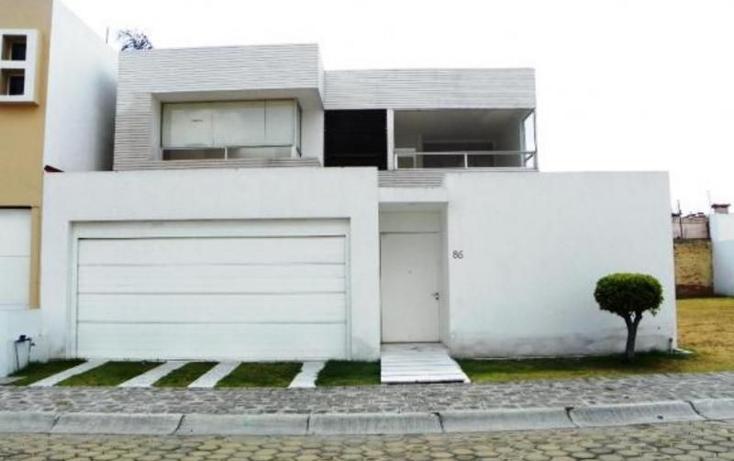 Foto de casa en renta en  , quetzalcoatl, san pedro cholula, puebla, 1125205 No. 01