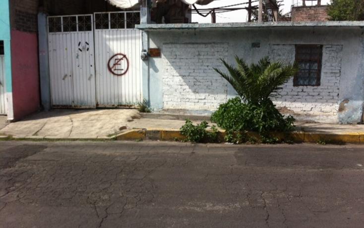 Foto de terreno habitacional en venta en  , quiahuatla, tláhuac, distrito federal, 1809852 No. 01