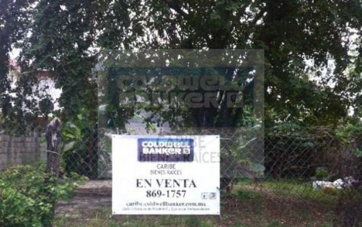 Foto de terreno habitacional en venta en quinta av sur bis por calle 13 sur y calle 15 sur, cozumel, cozumel, quintana roo, 1521995 no 03