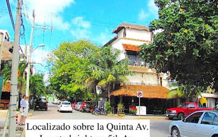 Foto de edificio en venta en quinta avenida, gonzalo guerrero, solidaridad, quintana roo, 1379883 no 14