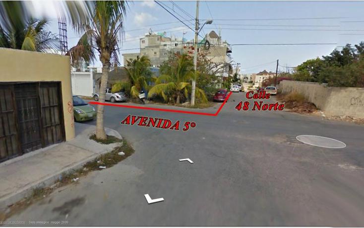 Foto de terreno habitacional en venta en quinta avenida smls084, luis donaldo colosio, solidaridad, quintana roo, 376088 No. 13