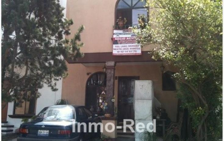 Foto de casa en venta en  , quinta balaustradas, querétaro, querétaro, 1806750 No. 01