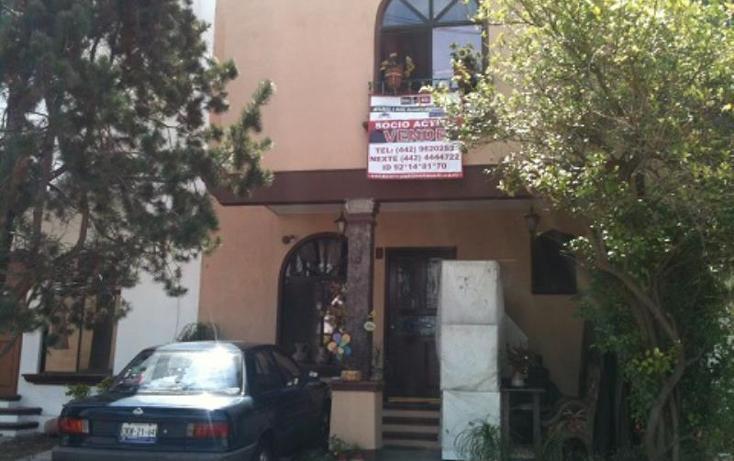 Foto de casa en venta en  , quinta balaustradas, querétaro, querétaro, 844095 No. 04