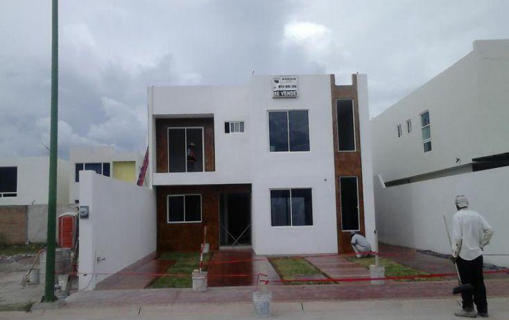 Foto de casa en venta en quinta magnolia 14, benigno montoya, durango, durango, 1048605 no 01