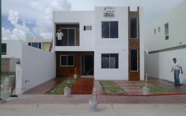 Foto de casa en venta en quinta magnolia 14, benigno montoya, durango, durango, 1048605 no 02