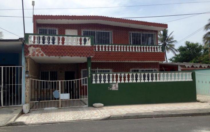 Foto de terreno habitacional en venta en, quinta maría, veracruz, veracruz, 1998660 no 01