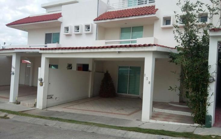 Foto de casa en venta en quinta real 138, el pedregal, tuxtla guti?rrez, chiapas, 1763730 No. 01