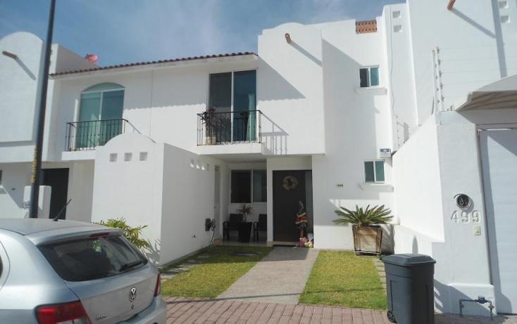 Foto de casa en renta en circuito real ---, quinta real, irapuato, guanajuato, 378775 No. 01