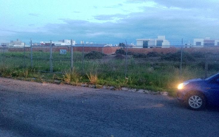 Foto de terreno habitacional en venta en  , quinta real, pachuca de soto, hidalgo, 1272797 No. 02
