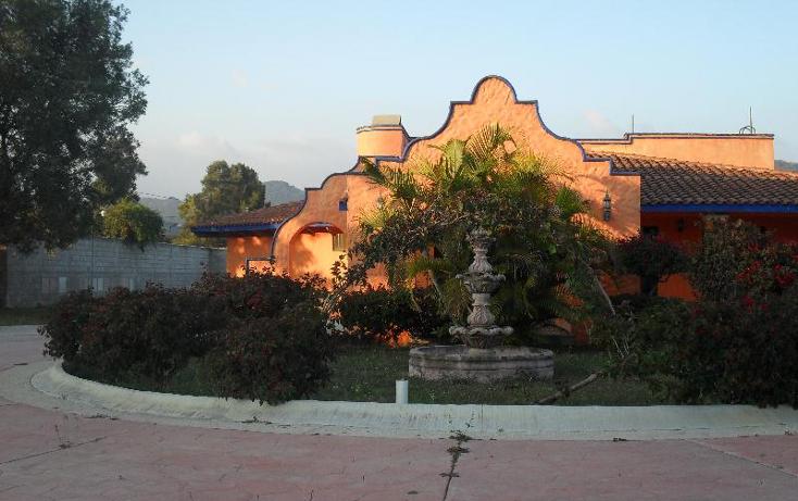 Foto de rancho en venta en  , berriozabal centro, berriozábal, chiapas, 397590 No. 01