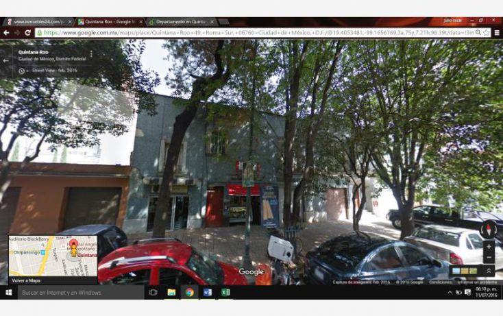 Foto de departamento en venta en quintana roo 49, álamos, benito juárez, df, 1608636 no 01
