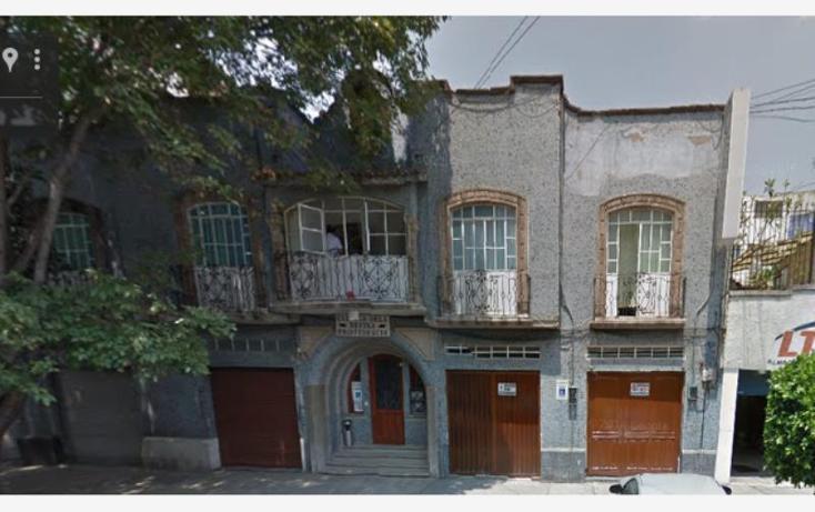 Foto de departamento en venta en quintana roo 49, roma sur, cuauhtémoc, distrito federal, 2850618 No. 01