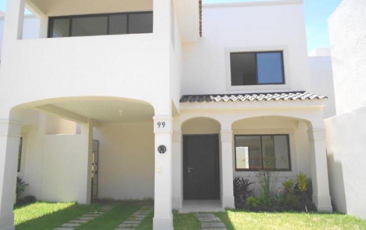 Foto de casa en venta en quintas alandalus 99, el estero, boca del río, veracruz, 596253 no 01