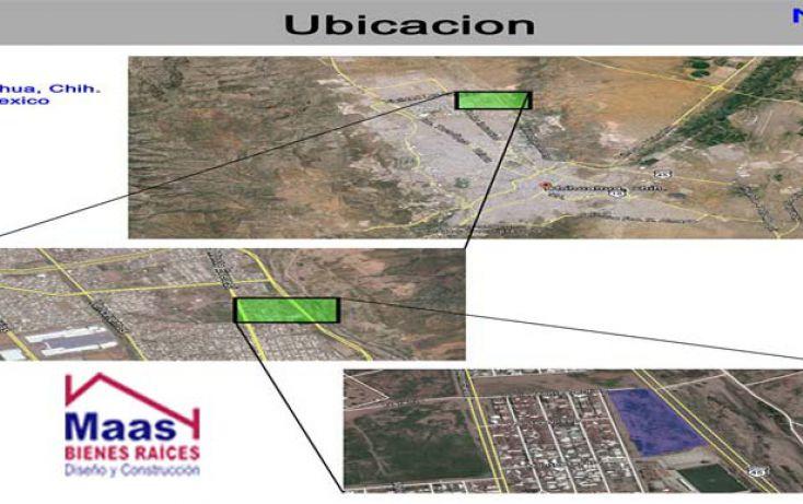 Foto de terreno comercial en venta en, quintas carolinas i, ii, iii, iv y v, chihuahua, chihuahua, 1705448 no 02
