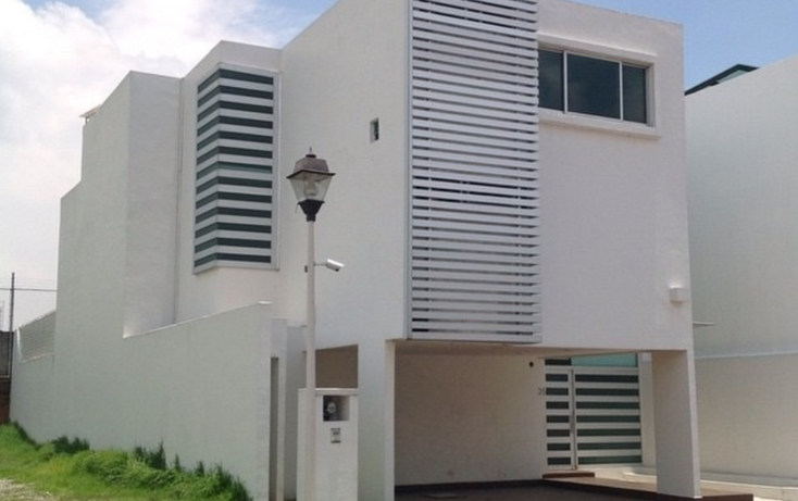 Foto de casa en venta en  , quintas de atzala, san andr?s cholula, puebla, 1011817 No. 01