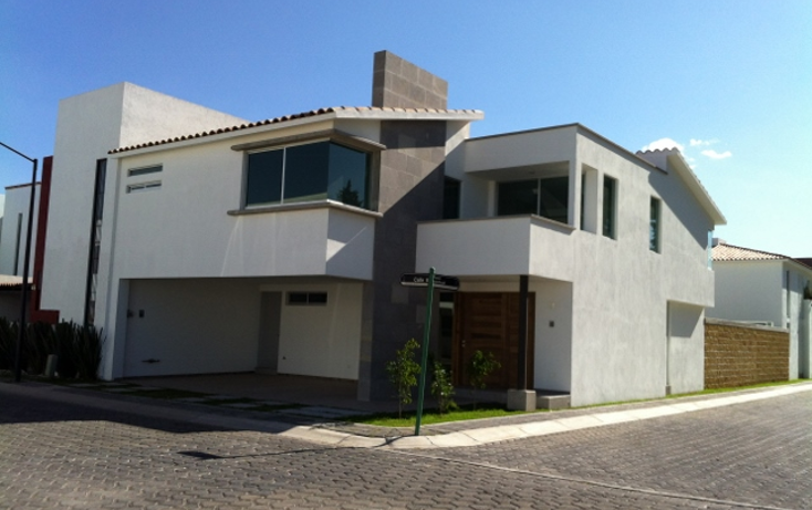 Foto de casa en venta en  , quintas de cortes, san pedro cholula, puebla, 1141515 No. 01