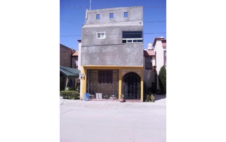 Foto de casa en venta en  , quintas de la hacienda, soledad de graciano sánchez, san luis potosí, 1724212 No. 01
