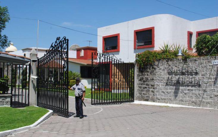 Foto de terreno habitacional en venta en, quintas de morillotla, san andrés cholula, puebla, 2032790 no 01
