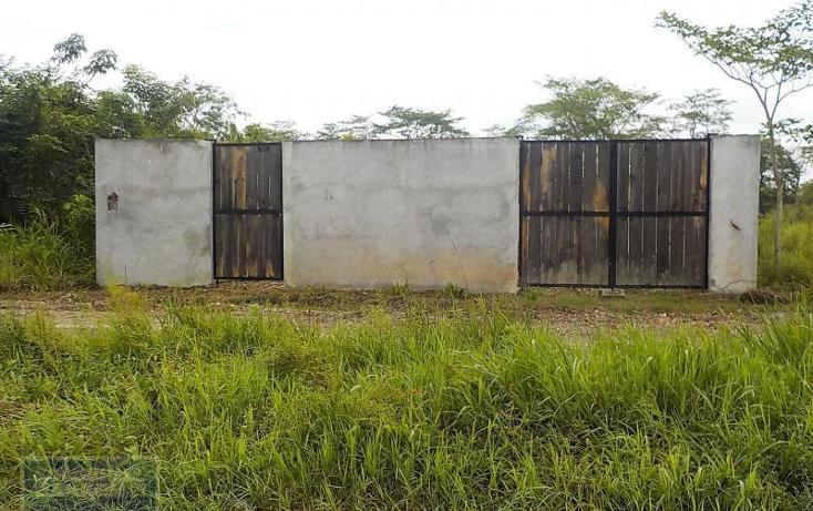 Foto de terreno comercial en venta en  , quintas del bosque, nacajuca, tabasco, 2004542 No. 03