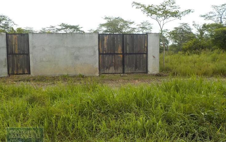 Foto de terreno comercial en venta en  , quintas del bosque, nacajuca, tabasco, 2004542 No. 04