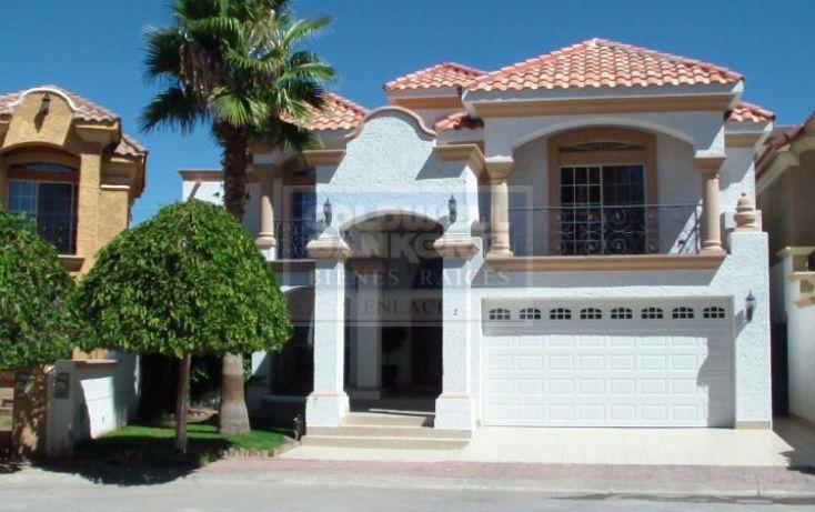 Foto de casa en venta en quintas del bosque, quinta del bosque, juárez, chihuahua, 598903 no 01