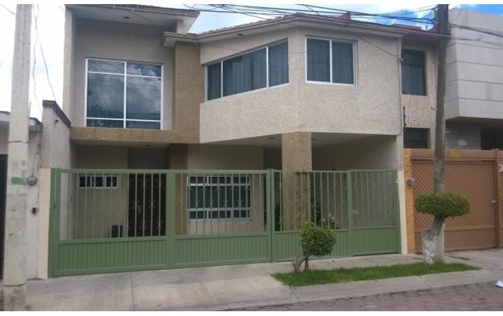 Foto de casa en venta en  , quintas del marqués, querétaro, querétaro, 1475099 No. 01