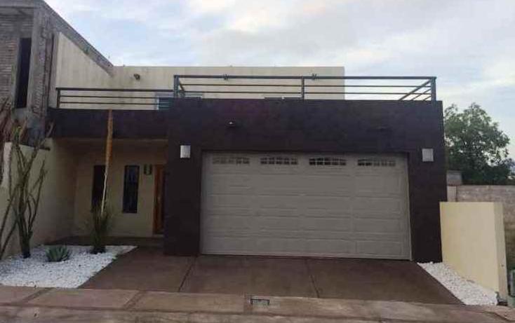 Foto de casa en venta en  , quintas del río, chihuahua, chihuahua, 1854736 No. 01