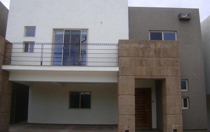 Foto de casa en renta en  , quintas del sol, chihuahua, chihuahua, 1559094 No. 01