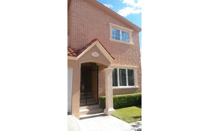 Foto de casa en venta en  , quintas del sol, chihuahua, chihuahua, 1609234 No. 01