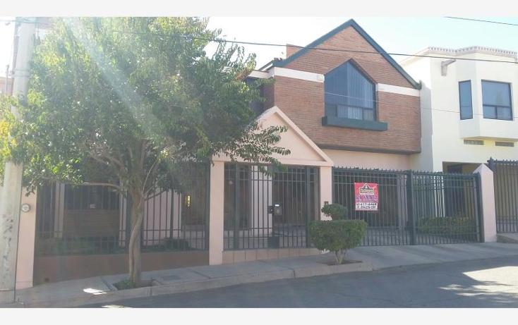 Foto de casa en renta en  , quintas del sol, chihuahua, chihuahua, 1648424 No. 01