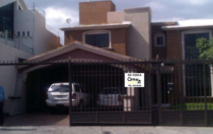 Foto de casa en venta en  , quintas del sol, chihuahua, chihuahua, 1696260 No. 01
