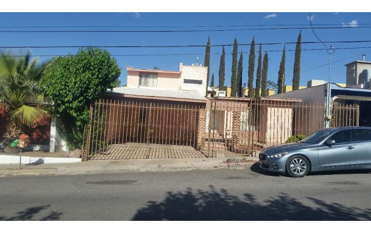 Foto de casa en renta en  , quintas del sol, chihuahua, chihuahua, 1810034 No. 01