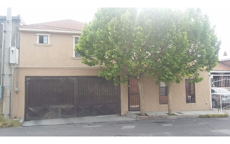 Foto de casa en venta en  , quintas del sol, chihuahua, chihuahua, 1810720 No. 01