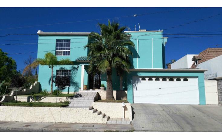 Foto de casa en venta en  , quintas del sol, chihuahua, chihuahua, 1854830 No. 01