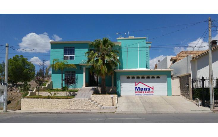Foto de casa en venta en  , quintas del sol, chihuahua, chihuahua, 1911600 No. 01