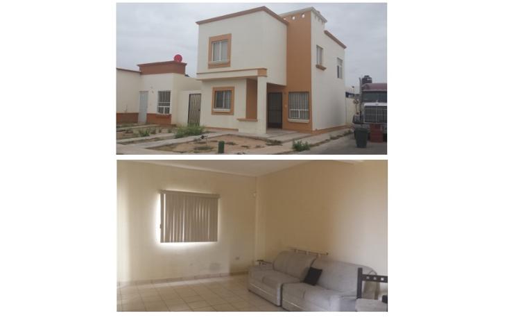 Foto de casa en venta en  , quintas del sol residencial, hermosillo, sonora, 1044301 No. 01