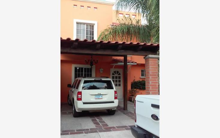 Foto de casa en renta en allende , quintas libertad, irapuato, guanajuato, 962803 No. 01