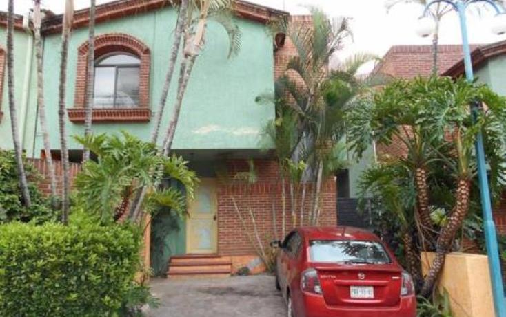 Foto de casa en venta en  , quintas martha, cuernavaca, morelos, 1197633 No. 01