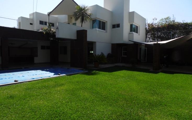 Foto de casa en renta en  , quintas martha, cuernavaca, morelos, 1647980 No. 01