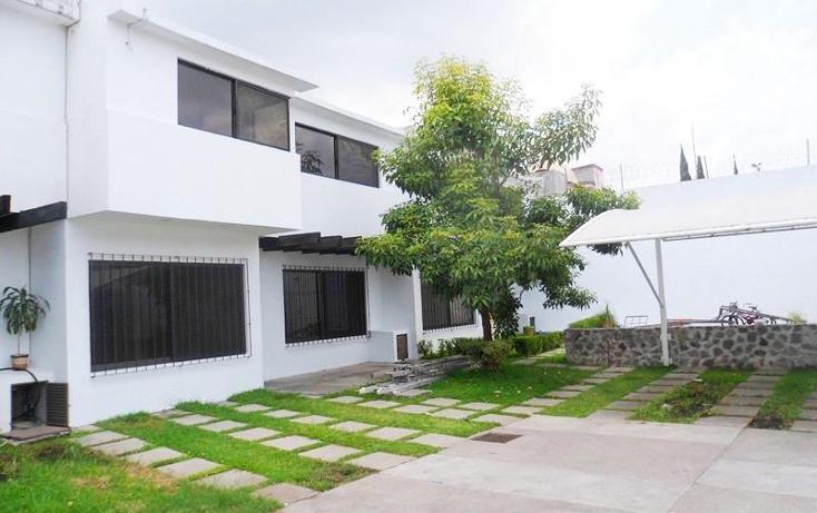 Foto de casa en renta en  , quintas martha, cuernavaca, morelos, 383806 No. 01
