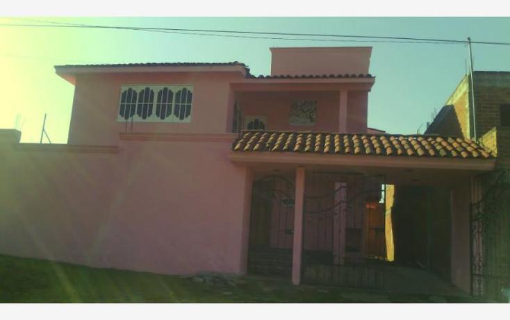Foto de casa en venta en  , quiroga, quiroga, michoacán de ocampo, 1732562 No. 01